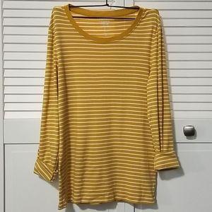 Sweet mustard Gap shirt